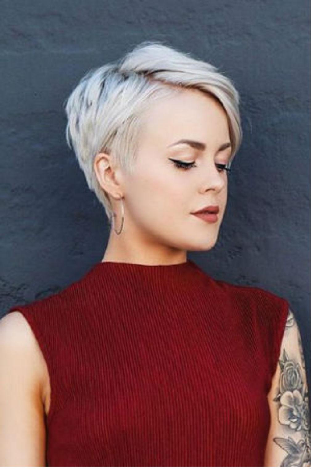 Coupe courte 2018 : les plus belles coiffures courtes de la rentrée - FEMME ET TENDANCE